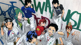 Illustration for article titled Yowamushi Pedal will get a new season!