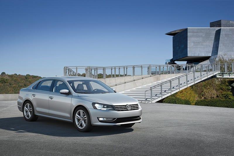 Illustration for article titled 2011 Volkswagen Passat