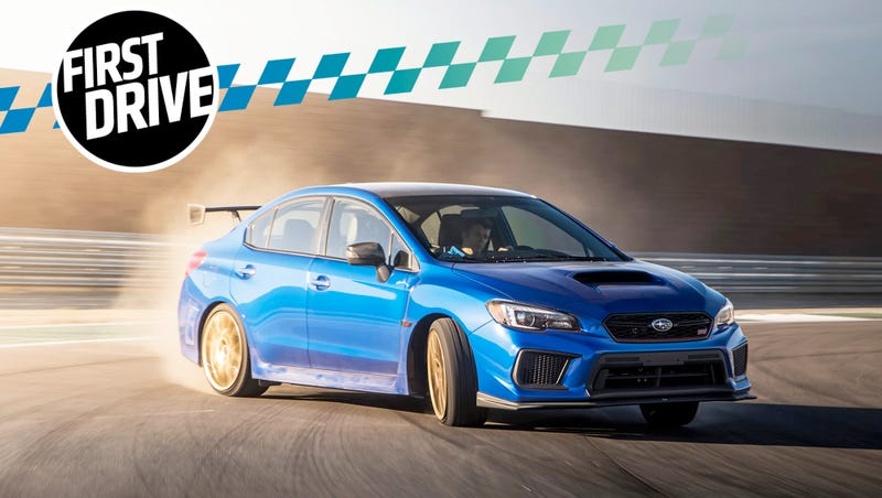 Here S Why Subaru Thinks It Can Charge You 50 000 For The Wrx Sti Type Ra
