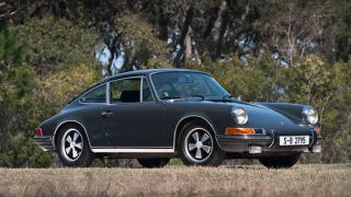 Illustration for article titled Steve McQueen's Porsche brings $1.25 million at auction