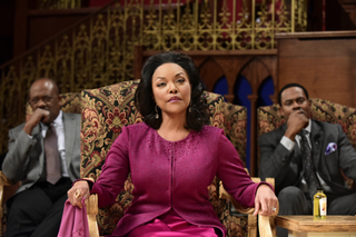 OWN's Greenleaf is the show black churches need.OWN Screenshot