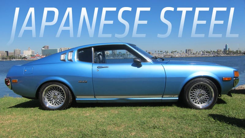 take a tour of the best vintage japanese cars in the united states. Black Bedroom Furniture Sets. Home Design Ideas