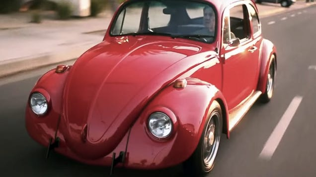Only Californians Would Turn VW Beetles Into Drag Cars