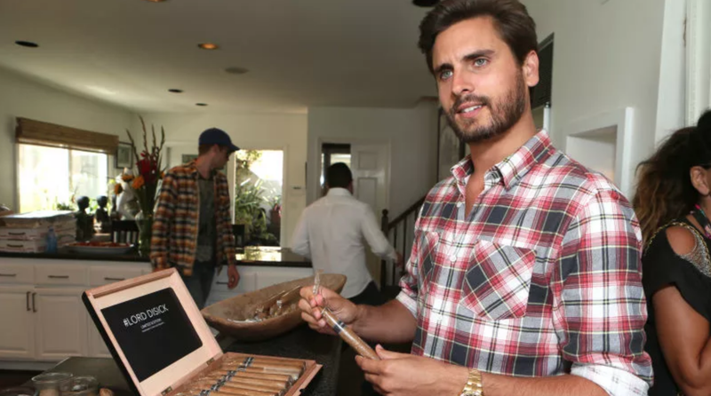 Is this really Scott Disick?? Yes!