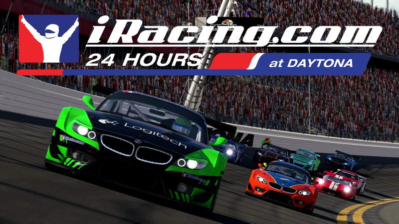 Illustration for article titled How to Make Your 24 Hours of Daytona Last More Than 24 Seconds