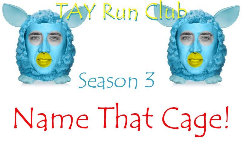 Illustration for article titled TAY Run Club Season 3: Go!