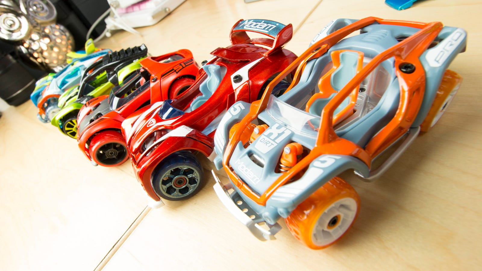 The Coolest Toy Cars Are The Ones You Build Yourself