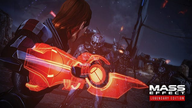How To Pre-Order Mass Effect: Legendary Edition and Time Travel Back To Your Gaming Glory Days