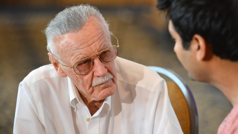 Illustration for article titled Stan Lee Sues Company He Co-Founded for $1 Billion for Stealing His Identity