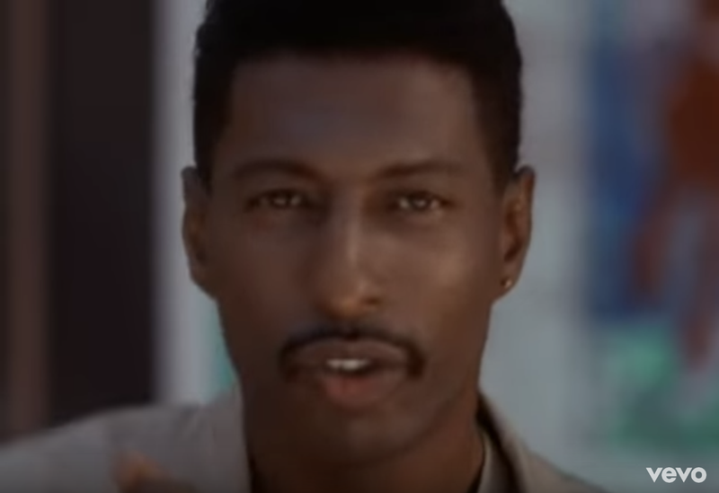 "Melvin Edmonds in After 7's ""Can't Stop"" video."
