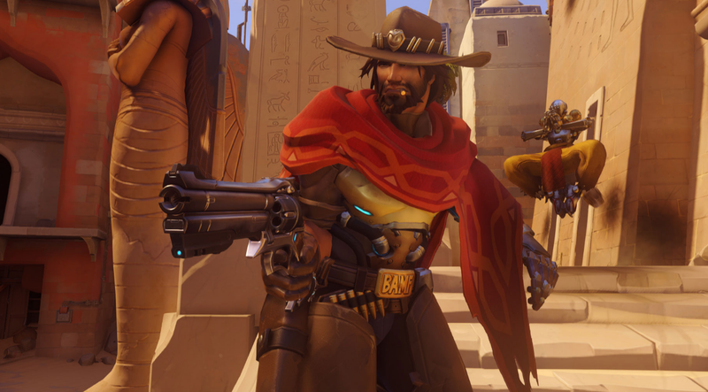 Illustration for article titled Guy Trolls Overwatch Players With 'It's High Noon'