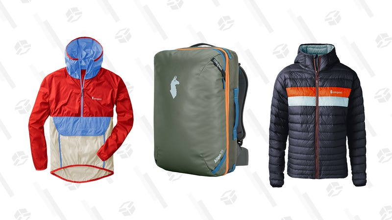 20% Off One Full-Priced Item | Cotopaxi | Promo Code AMIGOS20