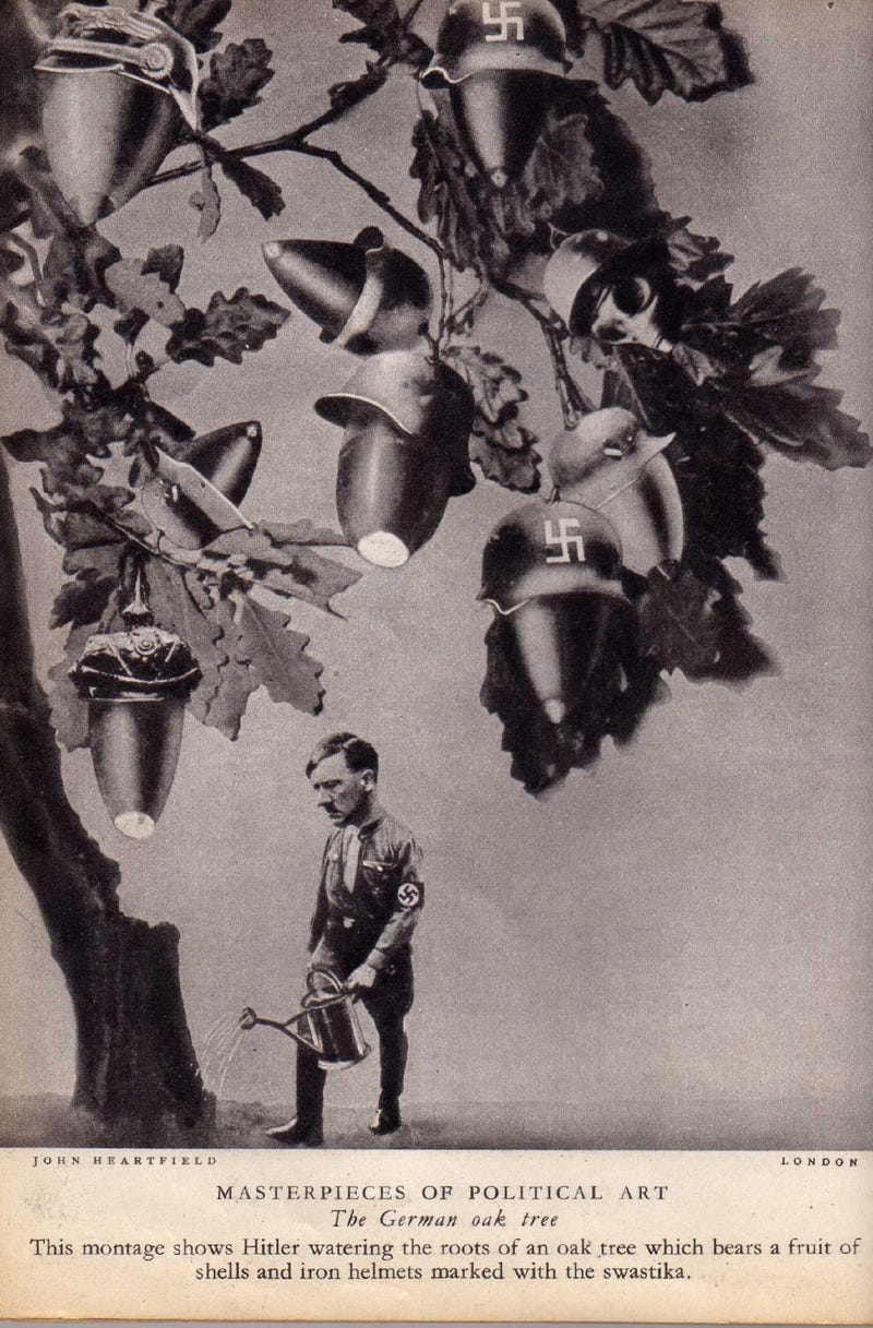 Classic anti fascist photomontages from the 1930s and 40s amipublicfo Images
