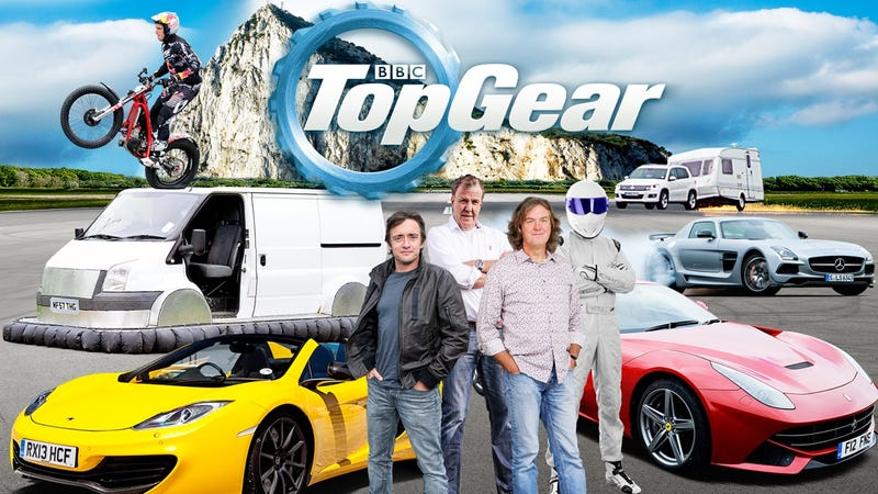 Illustration for article titled Top Gear Series 22