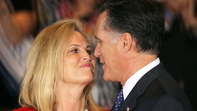 Illustration for article titled Republican Women Would Totally Hold Hands With Mitt Romney