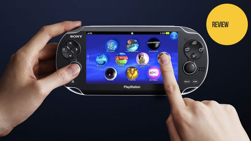 Illustration for article titled The PlayStation Vita: The Kotaku Review