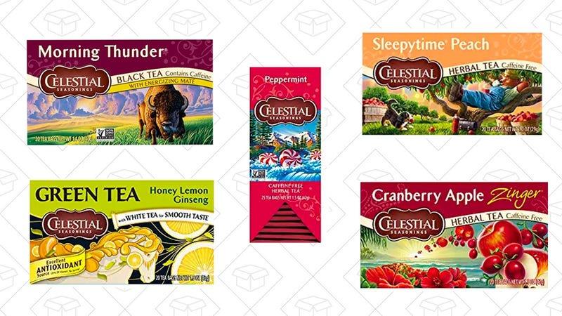20% off Celestial Teas | Amazon