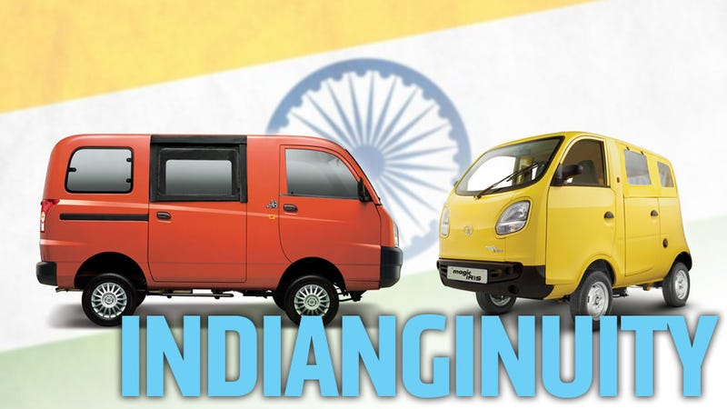 Illustration for article titled Why India Is Making The World's Most Interesting Cars
