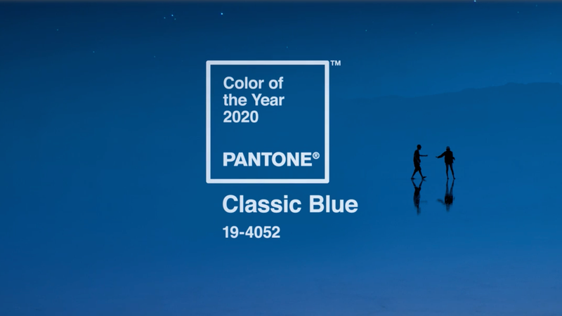 Illustration for article titled Pantone's Color of the Year for 2020 Is Boring as Hell!