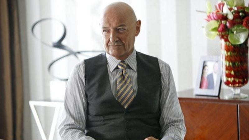 Illustration for article titled Terry O'Quinn to star in ABC's legal drama The Adversaries