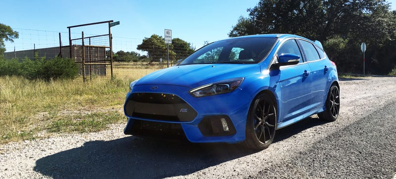 the ford focus rs is the cheapest m car you can buy new. Black Bedroom Furniture Sets. Home Design Ideas