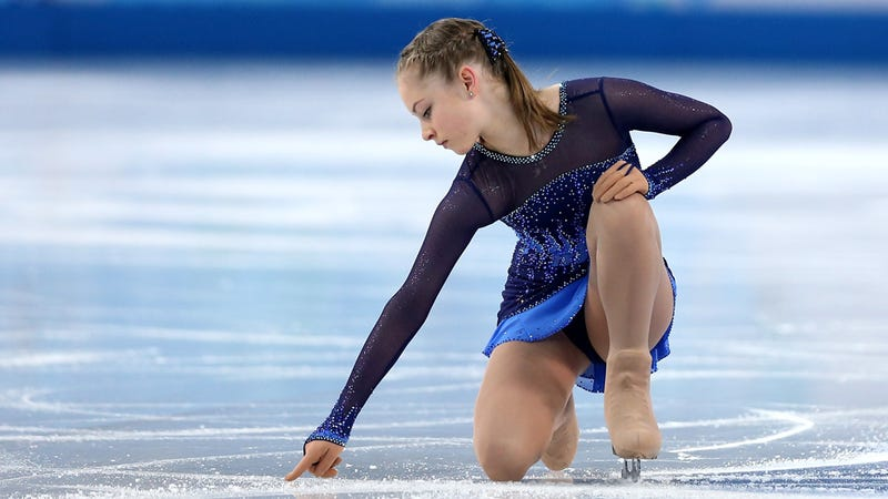 Illustration for article titled This Coverage of Figure Skater Yulia Lipnitskaya Is Heart-Wrenching