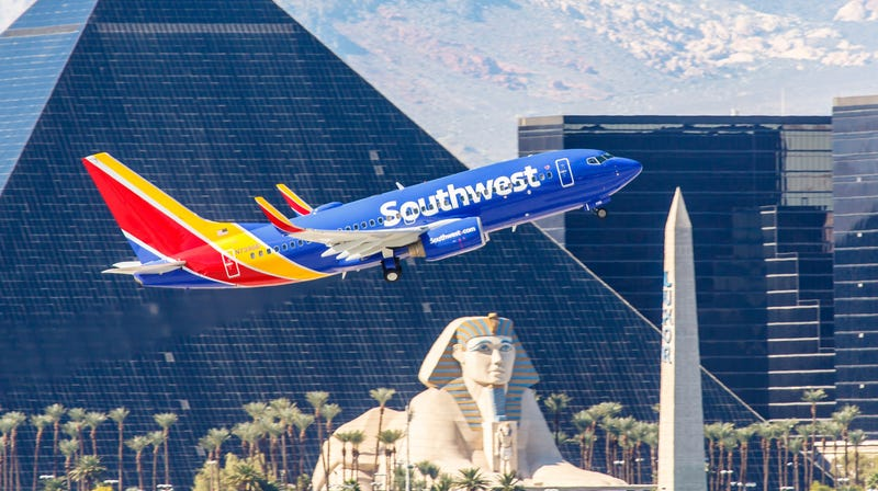 Southwest peanuts: like taking a flight, only there's no plane and you don't actually go anywhere