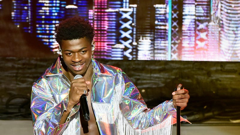 Lil Nas X performs onstage during Internet Live By BuzzFeed on July 25, 2019 in New York City.