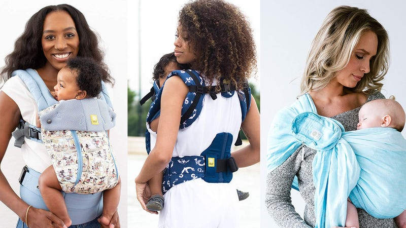 Lilliebaby Carrier Gold Box | Amazon