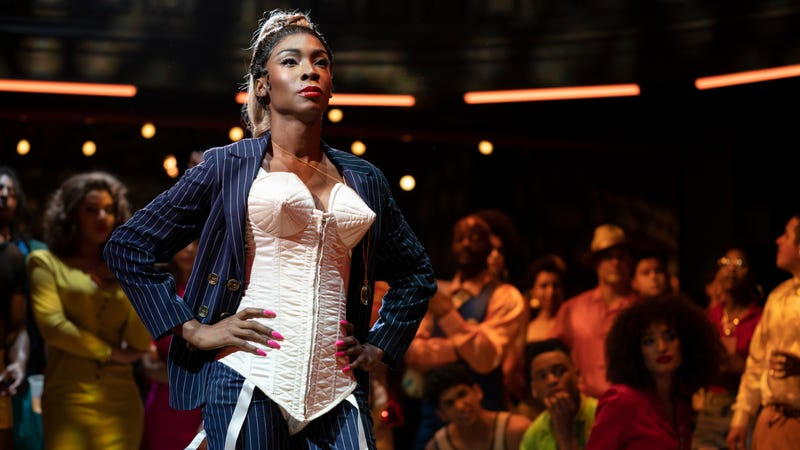 Angelica Ross stars as Candy Ferocity in Pose