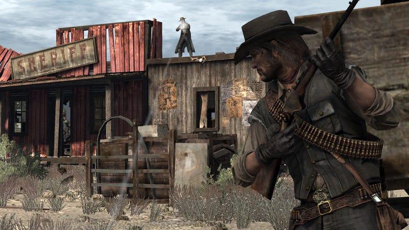 Illustration for article titled La secuela del mítico Red Dead Redemption está cerca, y su mapa será enorme