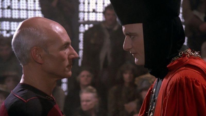 Q won't be deciding this case (Screenshot: Star Trek: The Next Generation)