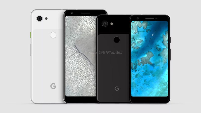Illustration for article titled Pixel 3 Lite y Pixel 3 Lite XL: Google quiere llevar su poderosa cámara a la gama media