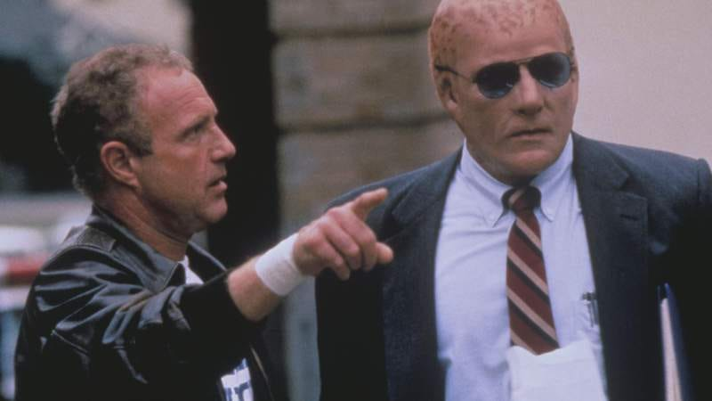 James Caan and Mandy Patinkin in Alien Nation