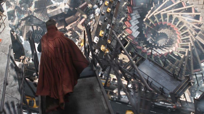 Screenshot: Doctor Strange