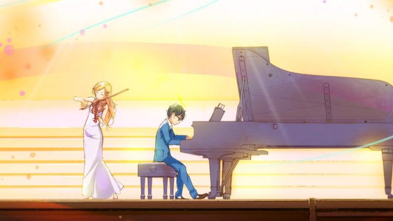 Illustration for article titled February's Winning OP/ED: Hikaru Nara