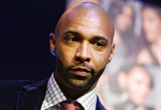 Cast member Joe Budden appears at the VH1 Love & Hip Hopseason 4 premiere at Stage 48 on Oct. 28, 2013, in New York City. Brian Ach/Getty Images for VH1