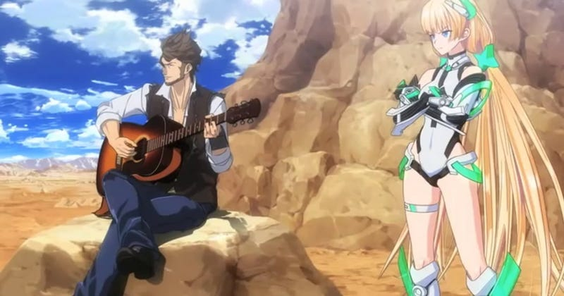 Illustration for article titled Anime Review: Expelled from Paradise
