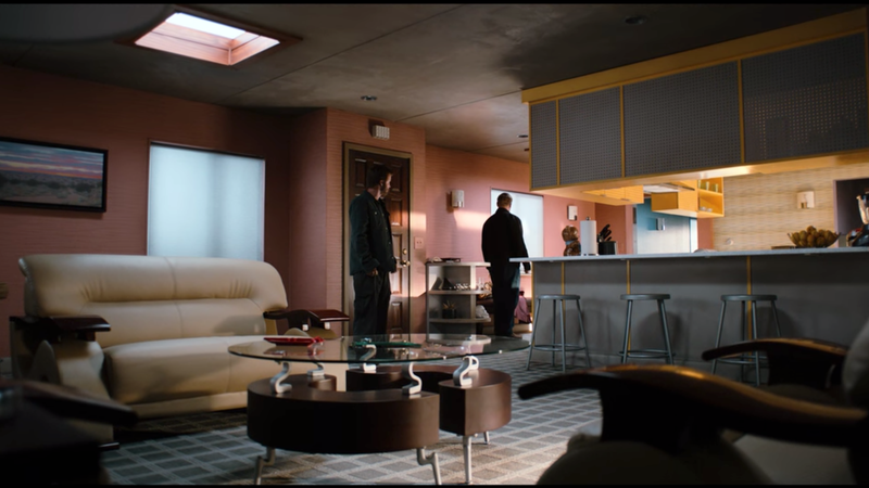 Illustration for article titled Look at This Lovely Apartment Decor in the Breaking Bad Movie El Camino