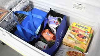 Illustration for article titled Organize a Chest Freezer with Reusable Bags