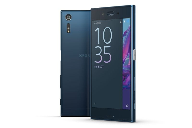 Illustration for article titled Xperia XZ, el nuevo buque insignia de Sony que quiere enfocar por ti