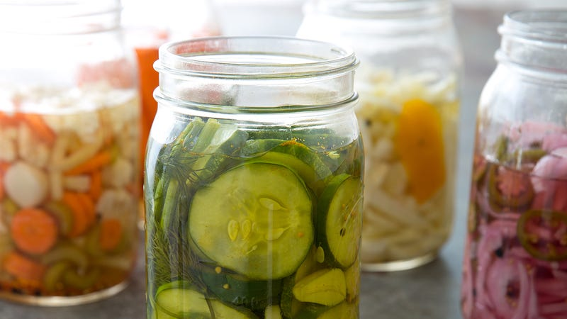Pickle Just About Anything in Three Hours with This Guide to Quick Pickles