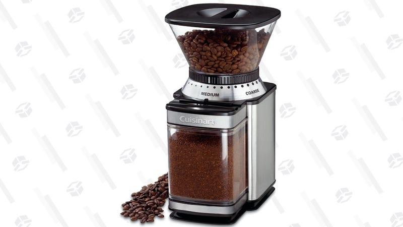 Moledor Cuisinart   $37   AmazonMr. Coffee Burr Mill de segunda mano   $24   Woot