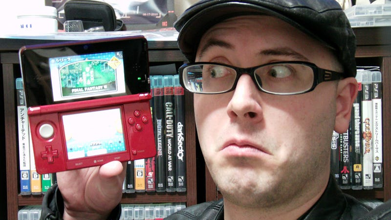 Illustration for article titled Why It Took Me A Year To Buy a 3DS