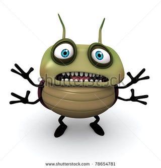 Illustration for article titled Bug report