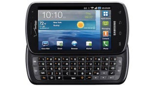 Illustration for article titled The Samsung Stratosphere: You Can Finally Mash QWERTY Buttons on a 4G LTE Phone