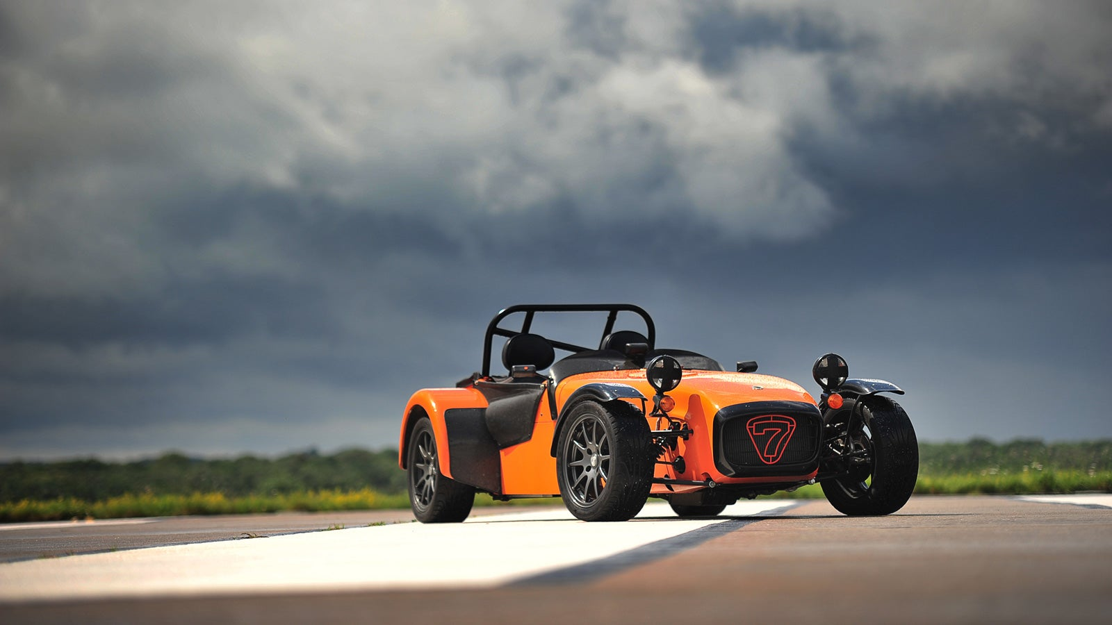 your ridiculously cool caterham 7 wallpaper is here. Black Bedroom Furniture Sets. Home Design Ideas