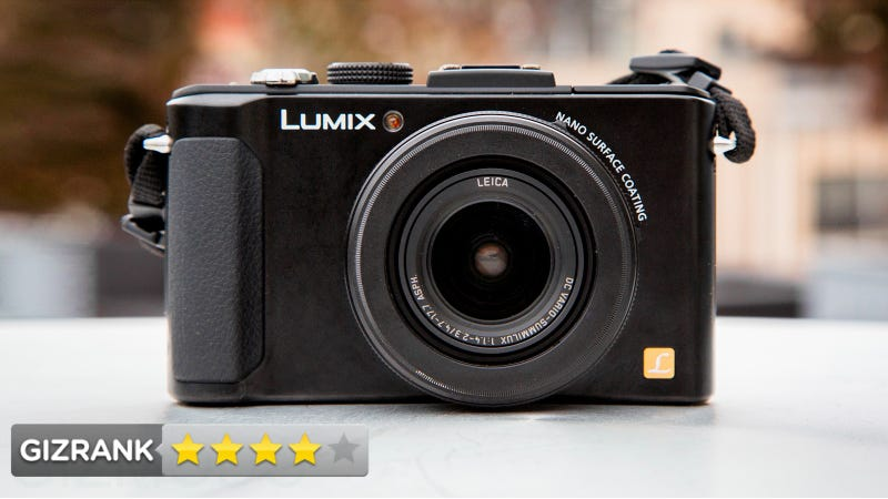 Illustration for article titled Panasonic Lumix LX7 Review: A Lovely Point-and-Shoot For Control Freaks