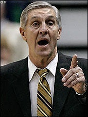 Illustration for article titled Jerry Sloan Is Not The World's Friendliest Man