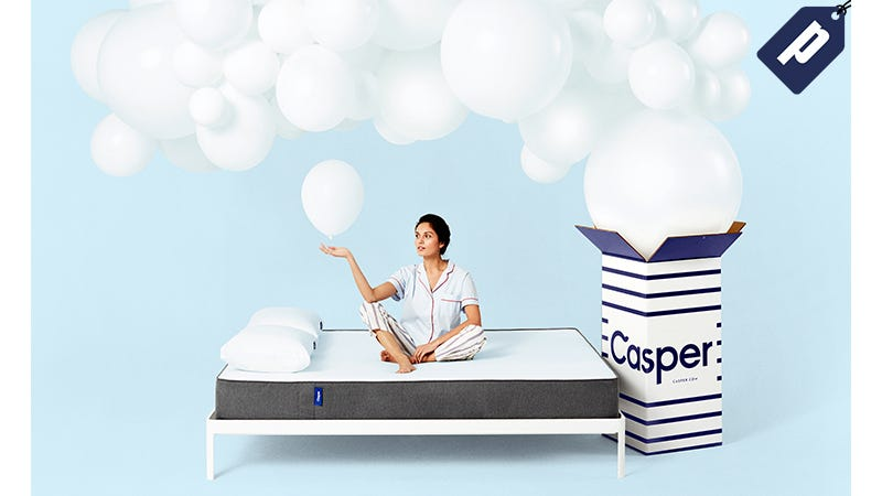 Illustration for article titled Take $50 Off The Casper Mattress: Universal Comfort And Sleep Innovation